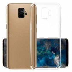 Silikonski etui za Samsung Galaxy S9, 0,3mm, Prozorna barva
