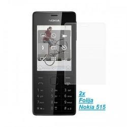 Zaščitna Folija za Nokia 515 Duo pack