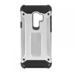 "Etui ""Armor"" za Samsung Galaxy S9 Plus, srebrna barva"
