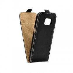 "Preklopna torbica, etui ""flexi"" za Samsung Galaxy S9 Plus, črna barva"
