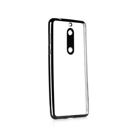 """Etui """"Electro Jelly"""" za Nokia 5, črna barva"""