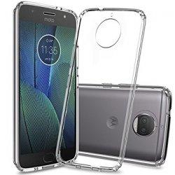 Silikonski etui za Motorola Moto G5s Plus, 0,3mm, Prozorna barva