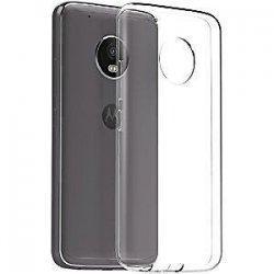 Silikonski etui za Motorola Moto C Plus, 0,3mm, Prozorna barva