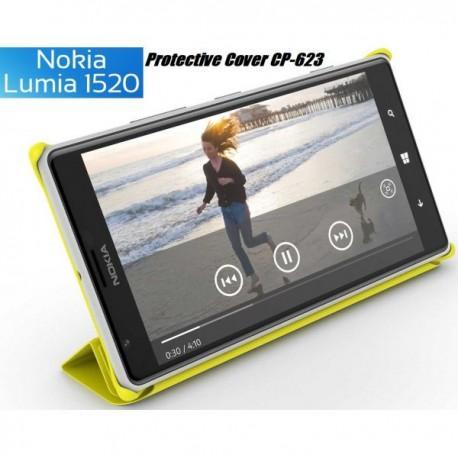 Torbica za Nokia Lumia 1520 Protective Cover CP-623 Yellow Rumena barva