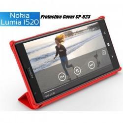 Torbica za Nokia Lumia 1520 Protective Cover CP-623 Red Rdeča barva