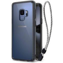 Etui Ringke FUSION Smoke Black za Samsung Galaxy S9