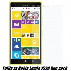 Zaščitna Folija za Nokia Lumia 1520 Duo pack