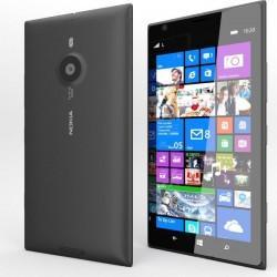 Silikon etui za Nokia Lumia 1520 +Folija ekrana ,Temna barva