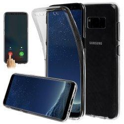 Silikonski etui 360 za Samsung Galaxy A6 2018, prozoren