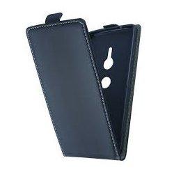 "Preklopna torbica, etui ""flexi"" za Sony Xperia XZ2, črna barva"