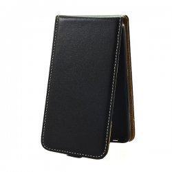 "Preklopna torbica, etui ""flexi"" za Huawei Honor 10, črna barva"