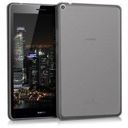 Silikonski etui za Huawei MediaPad T3 8.0, transparentno temna