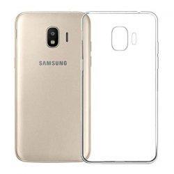 Silikonski etui za Samsung Galaxy J4 2018, 0,3mm, Prozorna barva