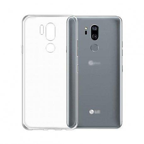 Silikonski etui za LG G7 ThinQ, 0,3mm, Prozorna barva