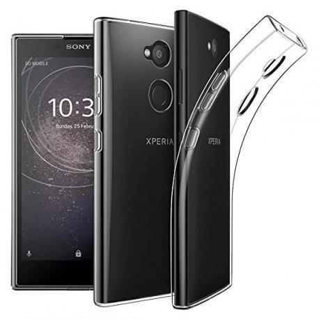 Silikonski etui za Sony Xperia L2, 0,5mm, Prozorna barva