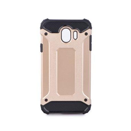 "Etui ""Armor"" za Samsung Galaxy J4 2018, zlata barva"