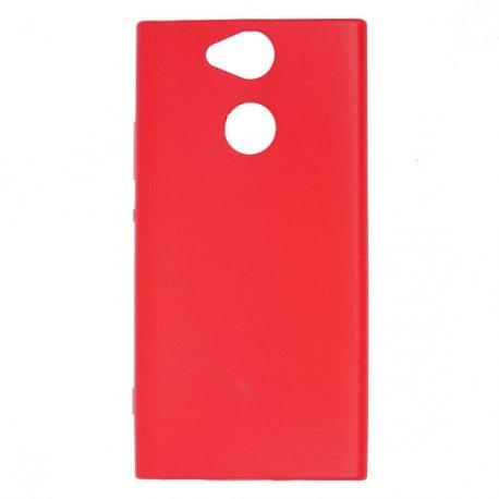 "Silikonski etui ""Jelly"" za Sony Xperia L2, rdeča barva"