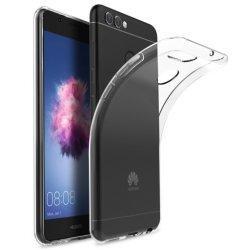 Silikonski etui za Huawei Y7 Prime 2018, 0,3mm, Prozorna barva