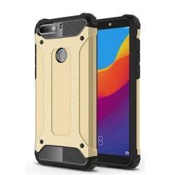 "Etui ""Armor"" za Huawei Y7 Prime 2018, zlata barva"