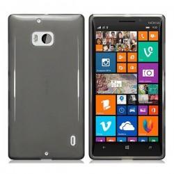 Silikon etui za Nokia Lumia 930+Folija ekrana Temna barva