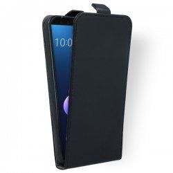 """Preklopna torbica, etui """"flexi"""" za HTC U12, črna barva"""