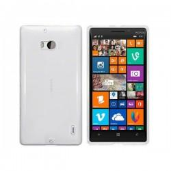 Silikon etui za Nokia Lumia 930 +Folija ekrana TPU 0,3mm Transparent barva