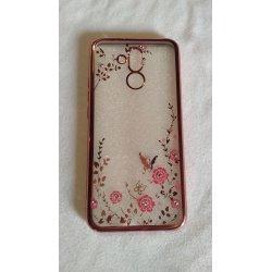 "Etui ""Diamond Case"" za Huawei Mate 20 Lite, pink barva"