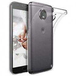 Silikonski etui za Motorola Moto G5S, 0,3mm, Prozorna barva