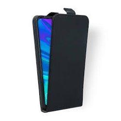 """Preklopna torbica, etui """"flexi"""" za Huawei P Smart 2019, črna barva"""