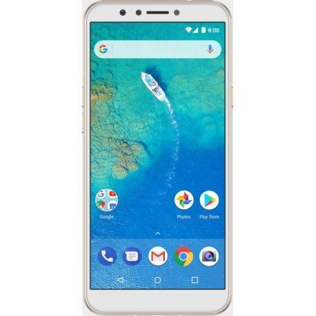 Mobilni telefon General Mobile GM8, zlata barva
