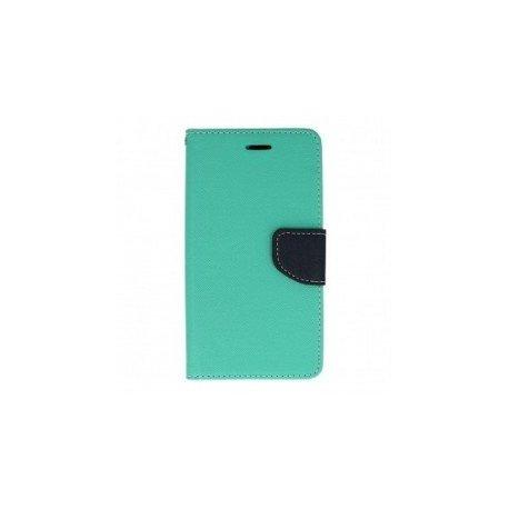 "Preklopna Torbica ""Fancy"" za Huawei Honor 7s, mint barva"