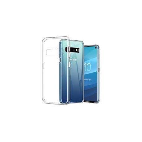 Silikonski etui za Samsung Galaxy S10, 0,3mm, Prozorna barva