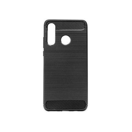 """Etui """"Carbon Case"""" za Huawei P30 Lite, črna barva"""