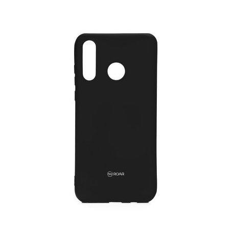 "Silikonski etui ""Roar All Day"" za Huawei P30 Lite, črna barva"