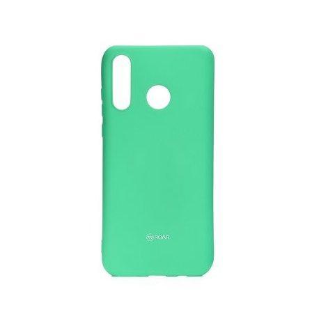 """Silikonski etui """"Roar All Day"""" za Huawei P30 Lite, mint barva"""