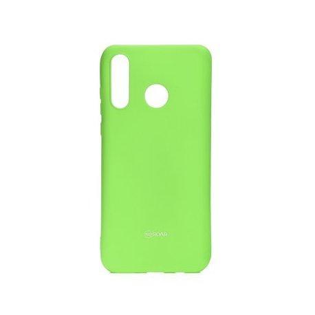 """Silikonski etui """"Roar All Day"""" za Huawei P30 Lite, zelena barva"""