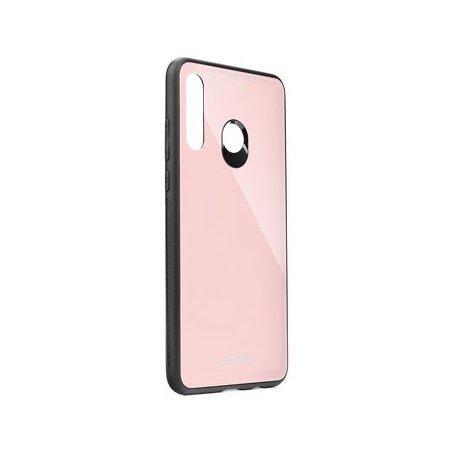 Glass Case za Huawei P30 Lite, pink barva