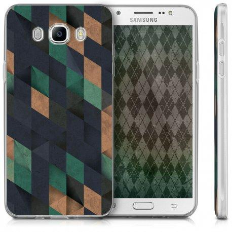 Silikonski etui z motivom za Samsung Galaxy J7 2016