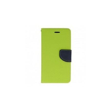 """Preklopna Torbica """"Fancy"""" za LG G8s ThinQ, zelena barva"""