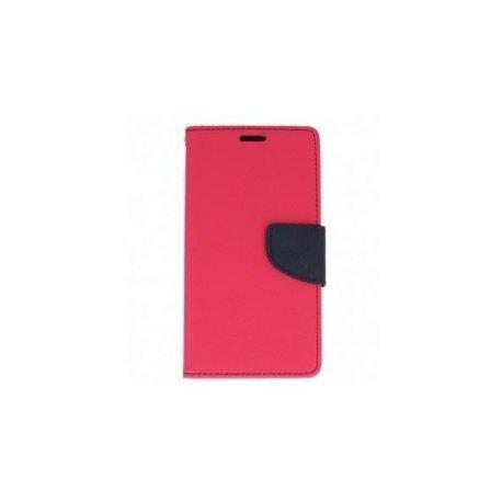 "Preklopna Torbica ""Fancy"" za Apple iPhone 6/6s, pink barva"