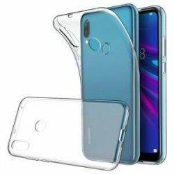 Silikonski etui za Huawei Y6 2019, Prozorna barva