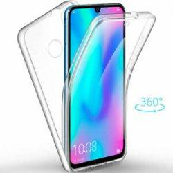Silikonski etui 360 za Huawei P Smart 2019, prozoren
