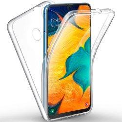 Silikonski etui 360 za Samsung Galaxy A30, prozoren