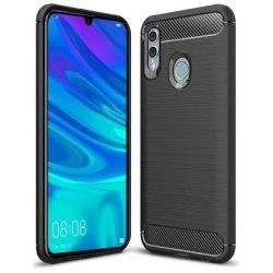 "Etui ""Carbon Case"" za Huawei P Smart 2019, črna barva"