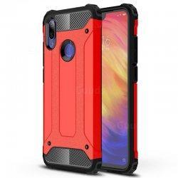 """Etui """"Armor"""" za Xiaomi Redmi Note 7, rdeča barva"""