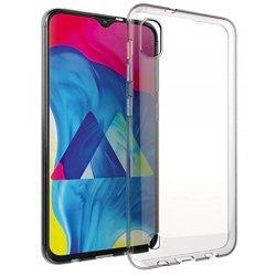 Silikonski etui za Samsung Galaxy A10, Prozorna barva
