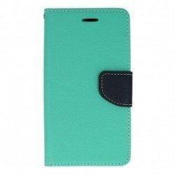 "Preklopna Torbica ""Fancy"" za Huawei Honor 10 Lite, mint barva"