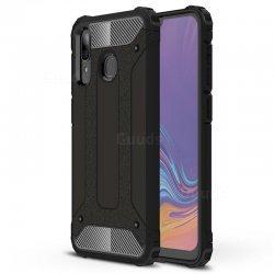 "Etui ""Armor"" za Samsung Galaxy A30, črna barva"