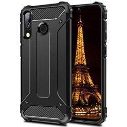 "Etui ""Armor"" za Samsung Galaxy A40, črna barva"