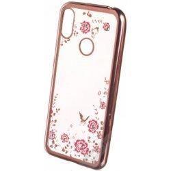 "Etui ""Diamond Case"" za Huawei Y7 2019, pink barva"